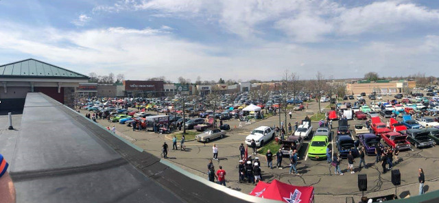 5th ANNUAL CARS AND GUITARS CLASSIC CAR SHOW AND FUNDRAISER SET FOR APRIL 18